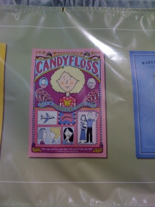 Candyfloss in paperback