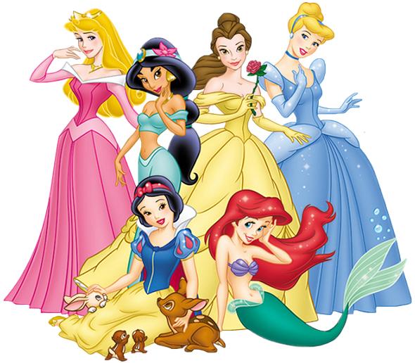 صور انمي ديزني 2012 - صور اميرات ديزنى 2012 disney-princesses1.jpg